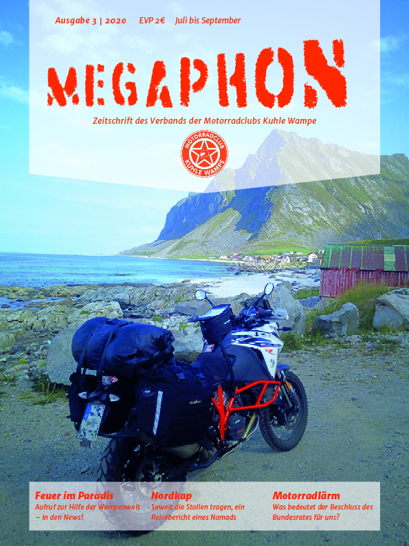 aktuelle Megaphon