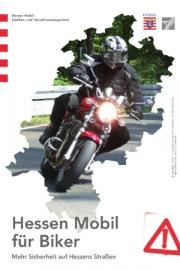 Flyer Hessen-Mobil fuer Biker 2012